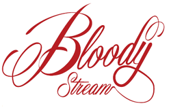 Logo for The Bloody Stream